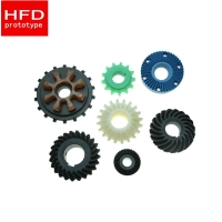 Wholesale Material ABS PMMA PC Diameter 5mm 1000mm Gear CNC Plastic Machining from china suppliers