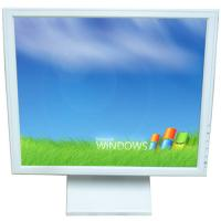 "Wholesale White 17"" Color TFT LCD Monitor , Desktop Custom LCD Display For Pos from china suppliers"
