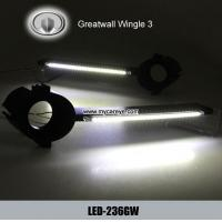Wholesale Greatwall Wingle 3 DRL LED Daytime Running Lights car light aftermarket from china suppliers