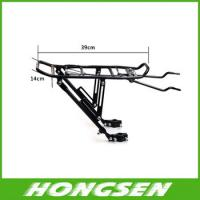 Wholesale Adjustable angle universal mountain bicycle accessoriesbike rear carrier/storage shelf from china suppliers