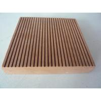 Wholesale recyclable WPC outdoor decking from china suppliers