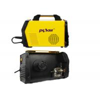 Wholesale Yellow MIG MAG Welding Equipment , IGBT Inverter Welding Machine Alloy Steel Housing from china suppliers