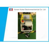 Wholesale SEC-E9 Car Key Cutting Equipment Mobile , Key Duplicators Horizontal from china suppliers