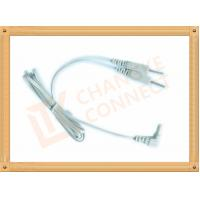 Wholesale DC 2.35 To 2.0 Y Type Medial  tens lead wires EMS Adapter Cable from china suppliers