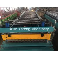 Quality Light Steel Keel H - Beam Cold Roll Forming Machine 100 - 250mm Material Width for sale