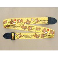 Wholesale Cartoon style guitar straps with adjustable buckle from china suppliers