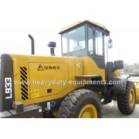 Wholesale SDLG LG933L wheel loader weicai WP6G125E23 engine with buket 1 , 6m3 from china suppliers