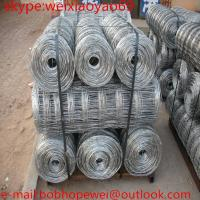 Wholesale Australia cattle mesh/galvanized cow fence/farming fence 1.80m height from china suppliers