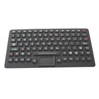 Wholesale 89 Keys IP65 Dynamic Sealed Backlight illuminated Keyboard With Touchpad from china suppliers