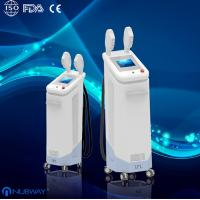 Wholesale 2015 Newest shr ipl laser for fast speed and permanent hair removal and skin rejuvenation from china suppliers