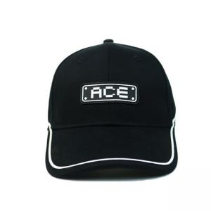 Wholesale Men Panel PVC Rubber Patch 58cm Printed Baseball Caps from china suppliers