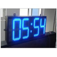 Wholesale 12 Inches Time / Temperature / Date Electronic LED Display Boards GPS Waterproof from china suppliers
