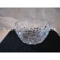 Wholesale Best Quality Glass Fruit Plate /Fruit Tray Glass / Glass Fruit Bowl from china suppliers