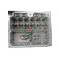 Wholesale Aluminum 12 Seats Pulp Mold / Molded Pulp Egg Cartons With CNC Process from china suppliers
