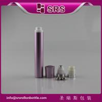 Wholesale DR003-10ml empty refillable vibrating plastic roll on bottle supplier from china suppliers