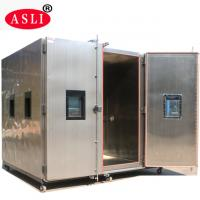 Wholesale Fast Cooling And Heating Rate Climate Stability Constant Temperature Humidity Chamber from china suppliers