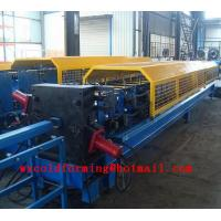Wholesale Square Downspout Roll Forming Machine Electrical For Rainwater Pipes from china suppliers