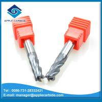 Quality hot sale high quality end mill/ carbide end mill/ball nose end mill with AlTiN coating for sale