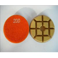 Buy cheap XY-088-4B granite polishing pads from wholesalers