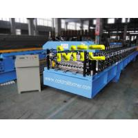 Buy cheap Corrugated Sheet Forming Machine CE Approved from wholesalers
