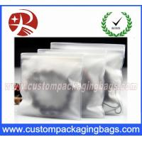 Quality Transparent Clear EVA PVC Resealable Custom Packaging Bags Jewelry Bags With Waterproof for sale