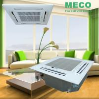 Wholesale Chilled water 4 way ceiling concealed cassette type fan coil units-1200CFM 4 TUBE from china suppliers