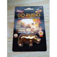 Wholesale Go Rhino 3K Powerful Men's Performance Enhancement Pills Herbal Plant Extract from china suppliers