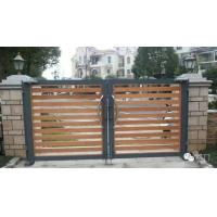 Wholesale Aluminium Swing Wireless Bi Folding Gates For Bungalow With Remote Control from china suppliers