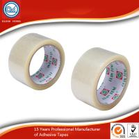 Wholesale Full Color Printed Packaging Tape , Customized Acrylic BOPP Self Adhesive Tape from china suppliers