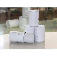 Quality Fashional White Gloss lamination  Paper Cans Packaging with PPLids for Cup and Bowl Packaging for sale