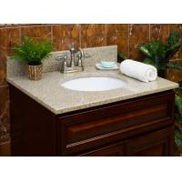 Wholesale usa modern luxuriou design top quality modified acrylic solid surface bathroom vanity top from china suppliers
