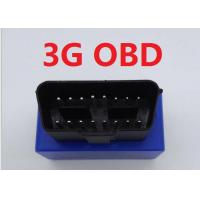 Wholesale Vehicles / Car 3G GPS Tracker OBD With Rechargeable 3.7V 350mAh Li-ion Battery from china suppliers