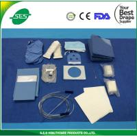 Wholesale Disposable Surgical Oral Surgery Drape Kit With Hole Sheets from china suppliers