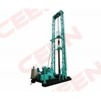 Quality Offshore Hydraulic Drilling Rig with pump - suction reverse circulation Construction for sale