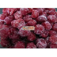 Wholesale FROZEN FRUIT sweet pitted IQF cherry / New crop Frozen sour cherry from china suppliers