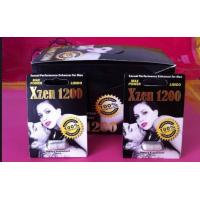 Wholesale Xzen 1200 Mens Penis Herbal Men Enlargement Pills / Male Erectile Dysfunction from china suppliers
