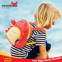 Quality Breathable Mesh Children School Bags Crab Style Red / Pink Customized Kids Backpack for sale