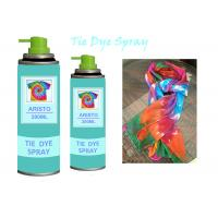 Quality Liquid spray paint for fabric water based DIY colorful decorations for sale