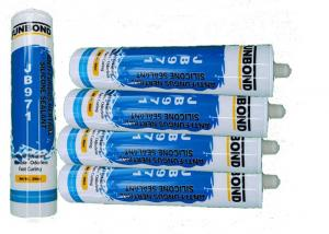 Wholesale Mid Modulus C6H7NO2 Anti Fungal Silicone Sealant 300ml Rtv Neutral Silicone Sealant from china suppliers