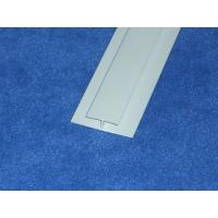 Wholesale 5mm or 8mm laminated PVC Trim Moldings connector matched with PVC panels from china suppliers