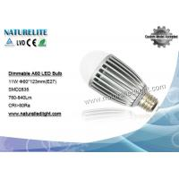 Wholesale Dimmable 11W 220v Led Bulbs  120V / 230 VAC 120 Degree Warm White from china suppliers
