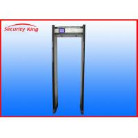 Wholesale underwater metal detector door frame metal detector security metal detectors with 45 zones from china suppliers
