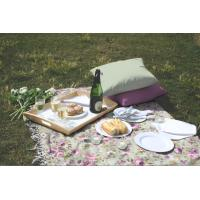 Wholesale NO151628 Unique Polyester Tablecloth , Picnic Table Cloths 250 GSM from china suppliers