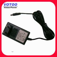 Wholesale 12V 2A 24W Wall Mount Power Adapter for Set top box from china suppliers