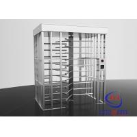 Wholesale Stadium / Gym / Government Automatic Systems Turnstiles CE High Speed Barrier Gate from china suppliers