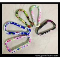 Wholesale New arrival mixed colors fashionable round shape carabiner hook not for climbing for link from china suppliers