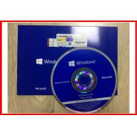 Wholesale Windows 8.1 pro full version OEM DVD 64 Bit for laptop , windows 8.10 pro from china suppliers