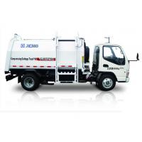 Wholesale White garbage truck waste management / side loader waste collection trucks hydraulic system from china suppliers