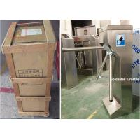 Wholesale Vertical Rfid Card Half Height Turnstiles For School , Bus Station And Gym from china suppliers