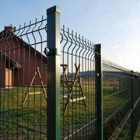 Wholesale 3d Welded Wire Mesh FencePanel / GardenFence for Residential from china suppliers